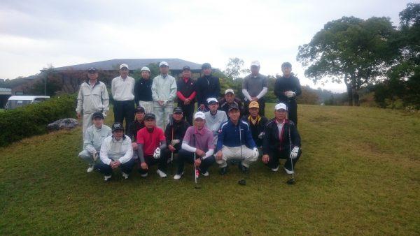 第10回大阪精機工作親睦ゴルフコンペ開催結果